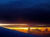 sunset from way up (AraiGodai) Tags: airplane interesting flight wing olympus explore supershot araigordai mywinners anawesomeshot raigordai araigodai