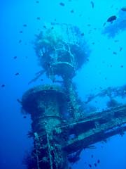 escaleras (yousea) Tags: sea boat barco redsea jordan wreck aqaba jordania marrojo cedarpride