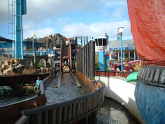 Log Flume (Room 1455) Tags: beach blackpool pleasure logflume blackpoolpleasurebeach