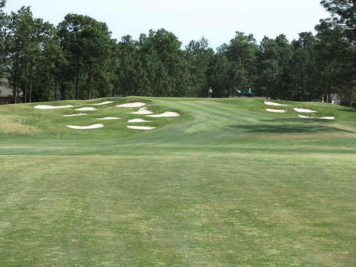 Pinehurst North Carolina. Pinehurst No. 4