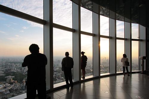 at Tokyo City View