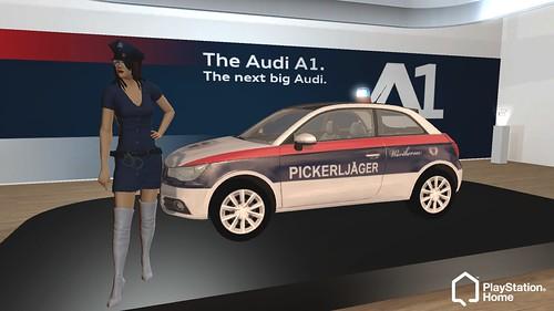 Audi Home Terminal