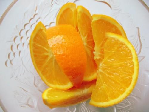 Eko pomarańcze na deser