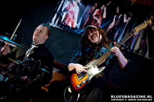 Dani Wilde and Band