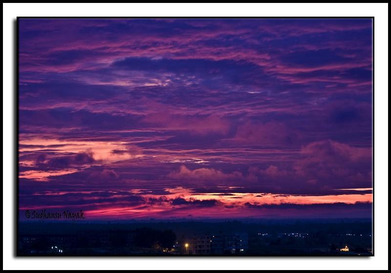 Sunrise 23 10 10