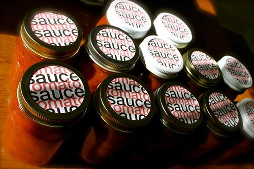 late season tomato sauce