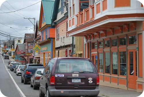 Tannersville Main Street