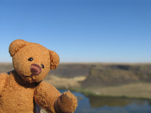 BB at the Grand Coulee WA