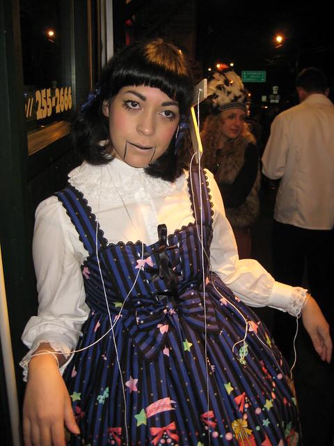 Mischief Night '10 Marionette 1