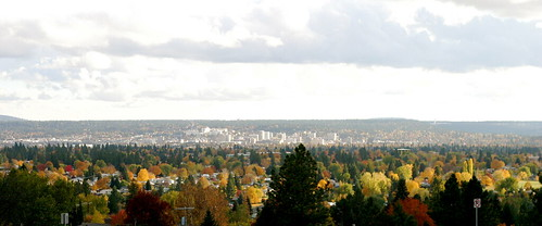Spokane in the Fall