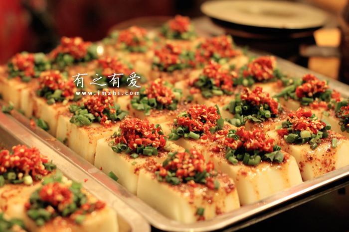剁椒头豆腐