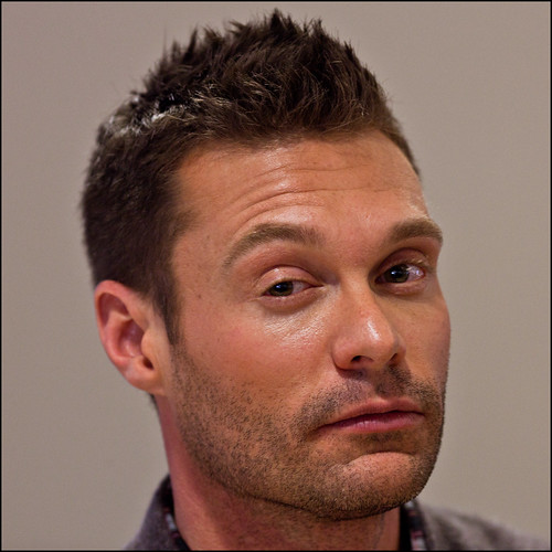 Ryan Seacrest @ryanseacrest Looks Tired At Twitter