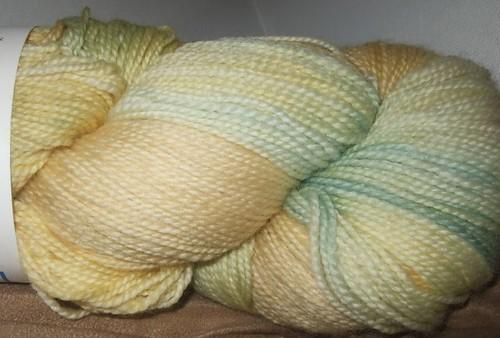 Fleece Artist Merino Sock - Cornflower