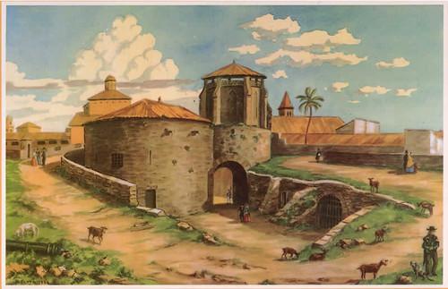 Puerta de Santa Margarita, Palma