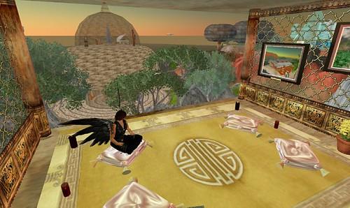 Second Life Gary's Sim Marni 06
