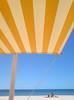VIEW (77dmj) Tags: blue girls sea vacation sun white holiday beach portugal yellow interestingness interesting sand women europe phone ericsson sony tan mobil bikini shade algarve alvor sunbathe k800i interestingness225 i500 i225 abigfave 77dmj