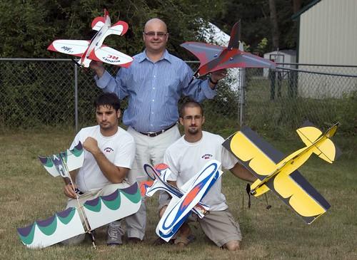 Mark, Mark, & Kyle From BudgetRC.com