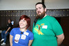 Crystal Williams & Jason Cosper by Laughing Squid