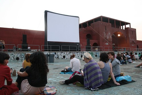 Summer Screen @ McCarren Park Pool