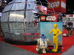 LEGO Star Wars (The Official Star Wars) Tags: starwars lego comiccon sdcc comiccon2007 sdcc07 sandeigocomiccon