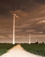 Filtered Dream (eScapes Photo) Tags: illinois notblogged windturbine windfarm cokin gamesa notei gamesaeolica mendotahills notcipb nottwit