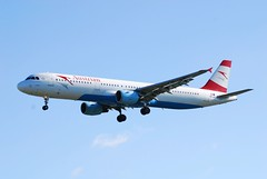 Austrian (john.allwood) Tags: heathrow aviation american planes airbus ba boeing airlines 747 lhr austrianairlines