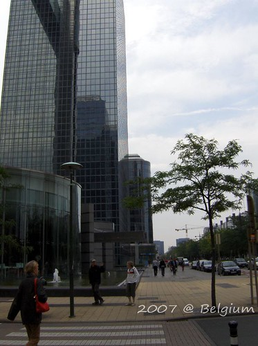 2007.07.29. Brussel-Noord