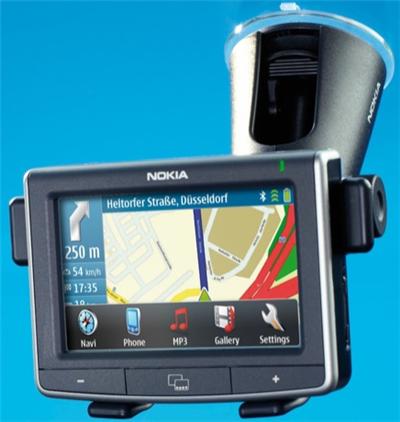 nokia 500 gps navigator