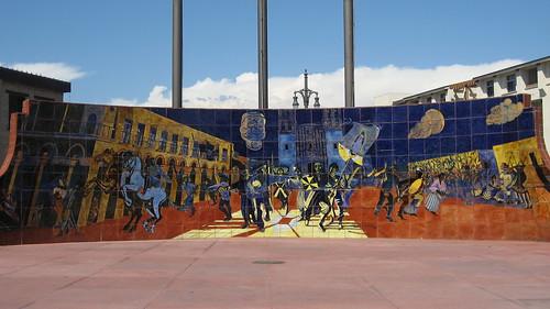 Placita de Dolores, Plaza Park