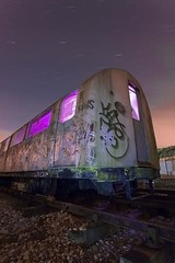 IMG_6982 raw edit.jpg (night photographer) Tags: light england urban london abandoned night rural painting photography star buxton purple decay tube trails trains