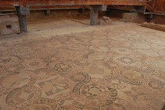 Ancient Greek MosaicMosaic floor, House of Dio...