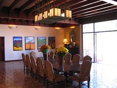 Groth winery - tasting room