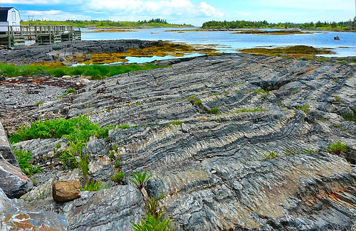 Blue Rocks  Rockscape
