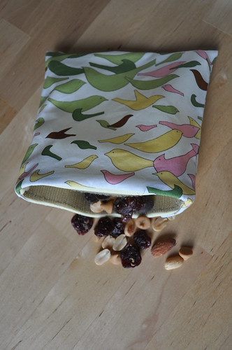 reusable snack bag!