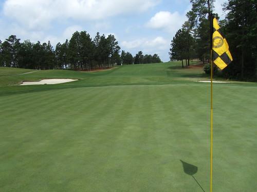 Pinehurst Number Eight golf course