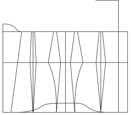 Underbust corset pattern - 29