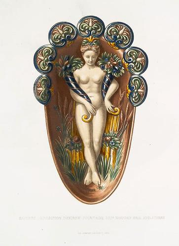 021-salsera-colección de Andrew Fountaine esqe  Narford Hall Inglaterra-Monographie de l'oeuvre de Bernard Palissy…1862