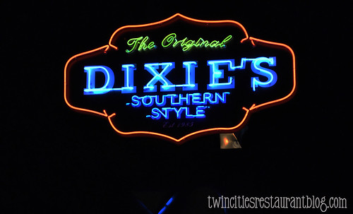 Dixie's Sign ~ St Paul, MN
