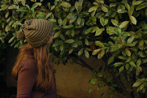 Thinking of Autumn Hat