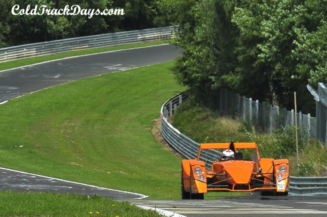 VIDEO // CAPARO T1 LAPS THE NURBURGRING