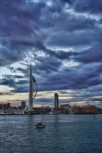 Portsmouth Harbour (Realistic Strong Preset)