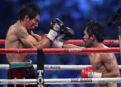 Pacquiao Margarito Boxing