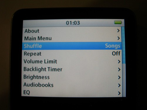 iPod Screen 04