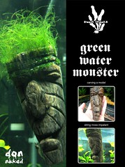 green water monster - by don_naked