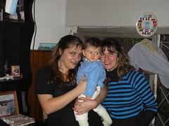 Romi, Sofi y Diana
