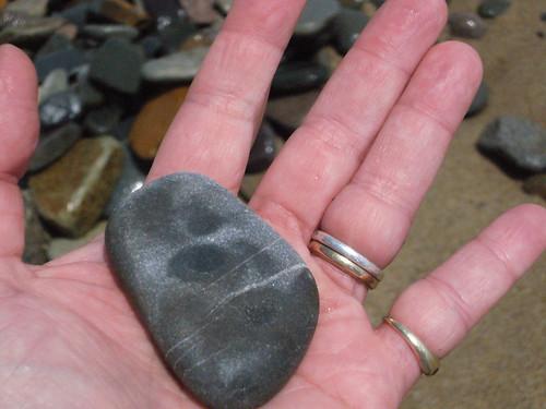 stone bb hand