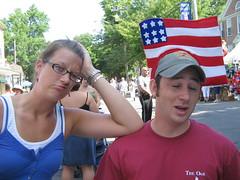 The Hat (Jeff Clark) Tags: summer parade independanceday bristolri