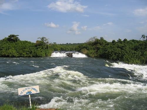 Uganda - Jinja Bujagali Falls