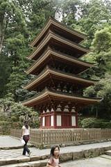 五重塔 5-storied Pagoda@Murouji