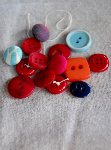 Thrifted Buttons